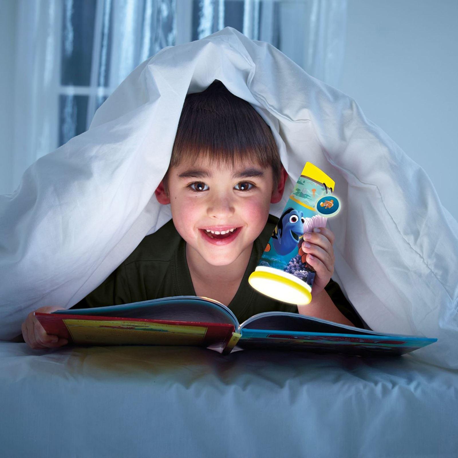Indexbild 29 - Go Glow Nacht Beam Kipp Torch Beleuchtung Licht Kinder Schlafzimmer