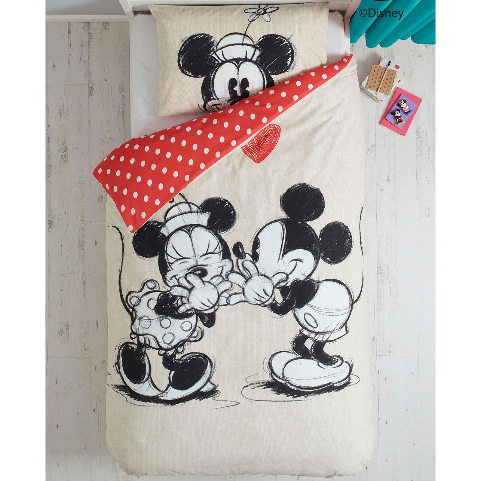 minnie singles Find great deals on ebay for minnie mouse single bedding shop with confidence.