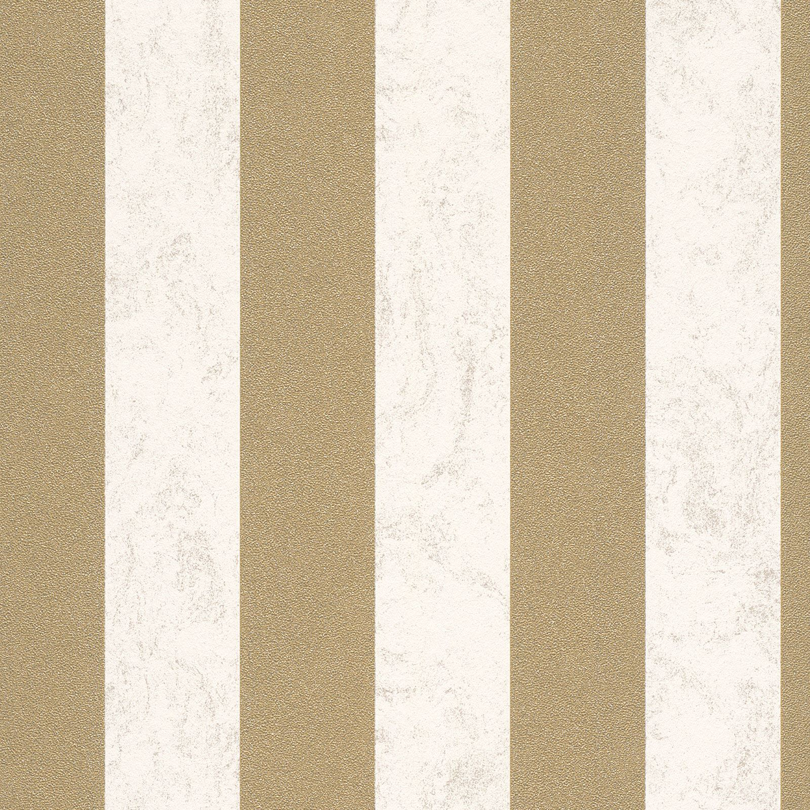 Would not green striped damask wallpaper