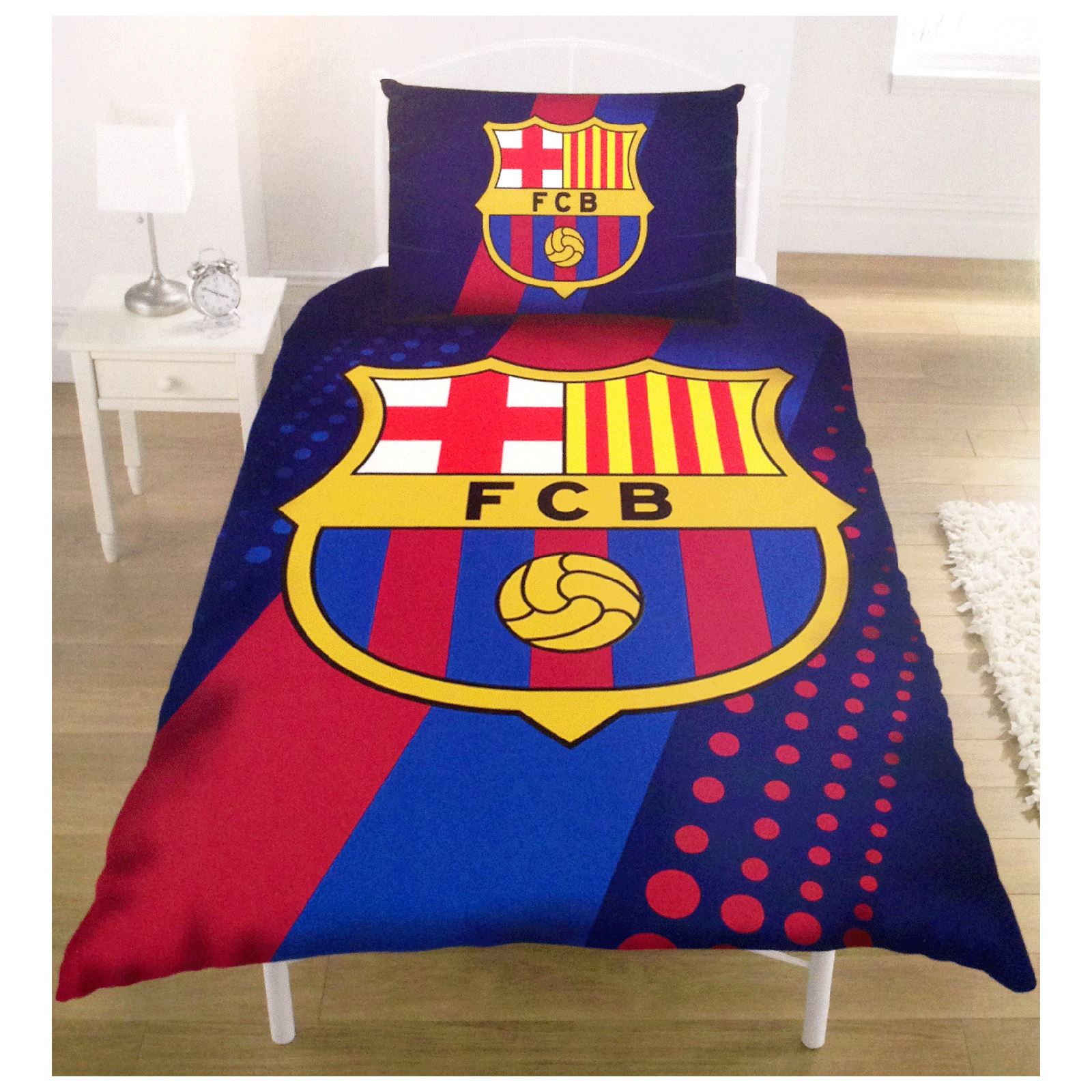 OFFICIAL FOOTBALL CLUB DUVET COVER SETS CHELSEA MANCHESTER. OFFICIAL FOOTBALL CLUB DUVET COVER SETS   CHELSEA MANCHESTER
