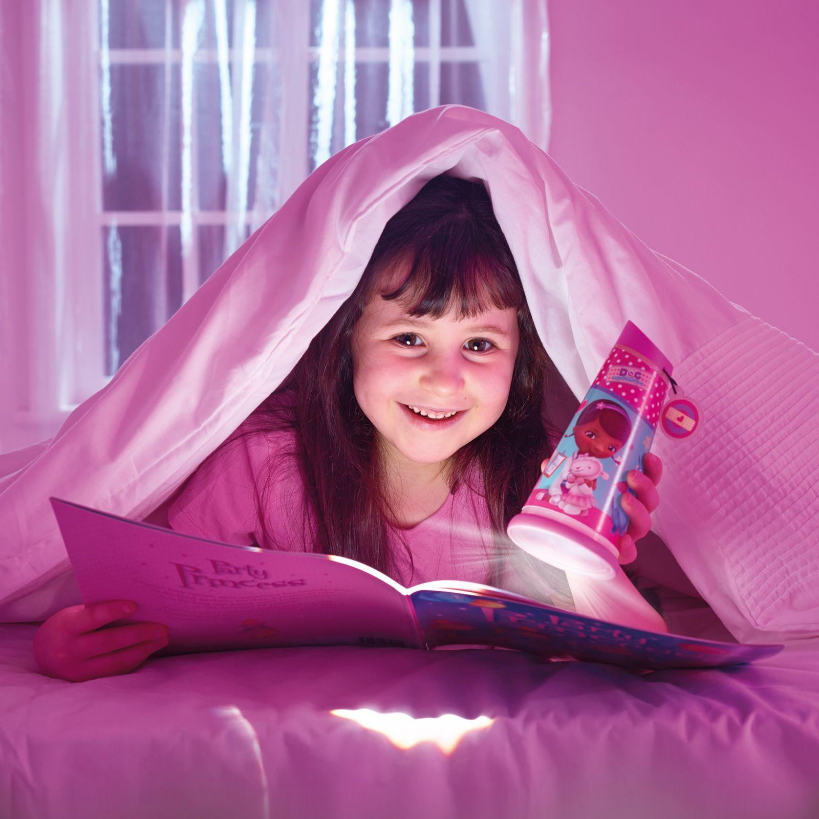 Indexbild 7 - Go Glow Nacht Beam Kipp Torch Beleuchtung Licht Kinder Schlafzimmer