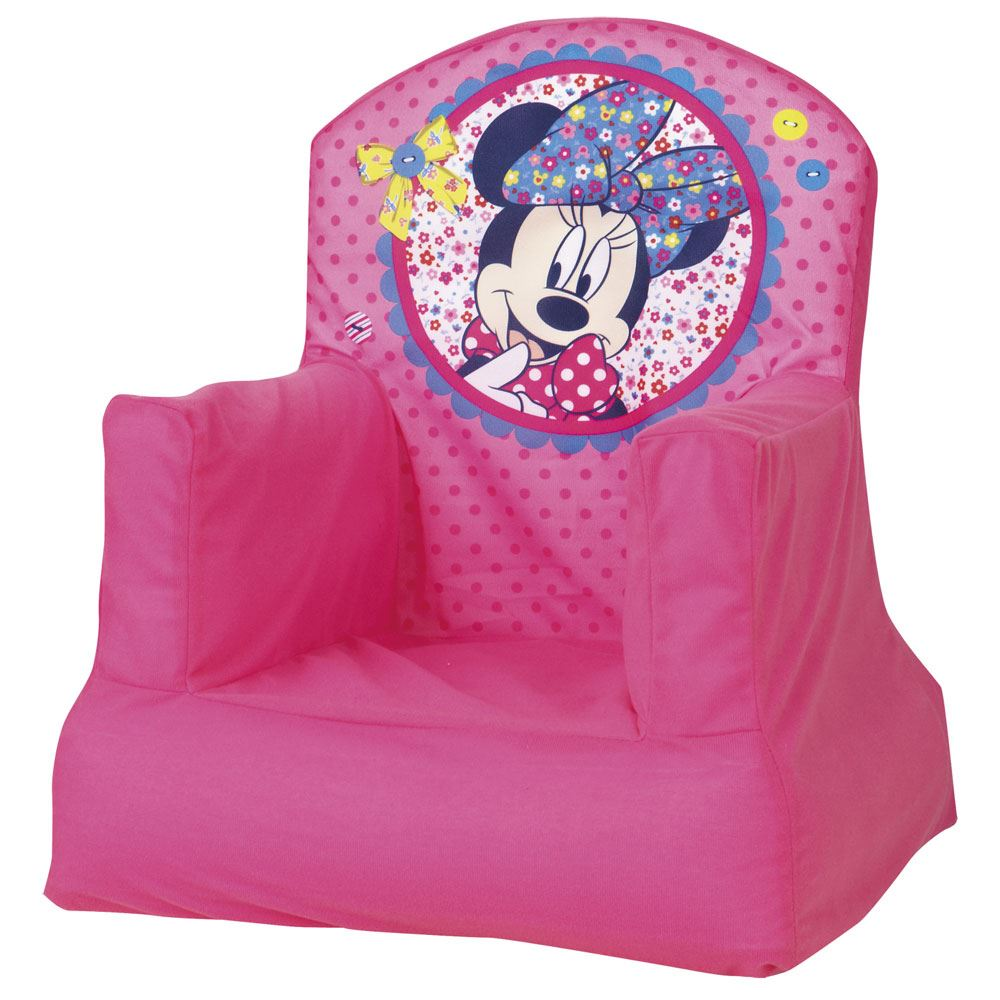 Disney Princess Armchair: OFFICIAL DISNEY AND CHARACTER CHILDRENS COSY CHAIRS