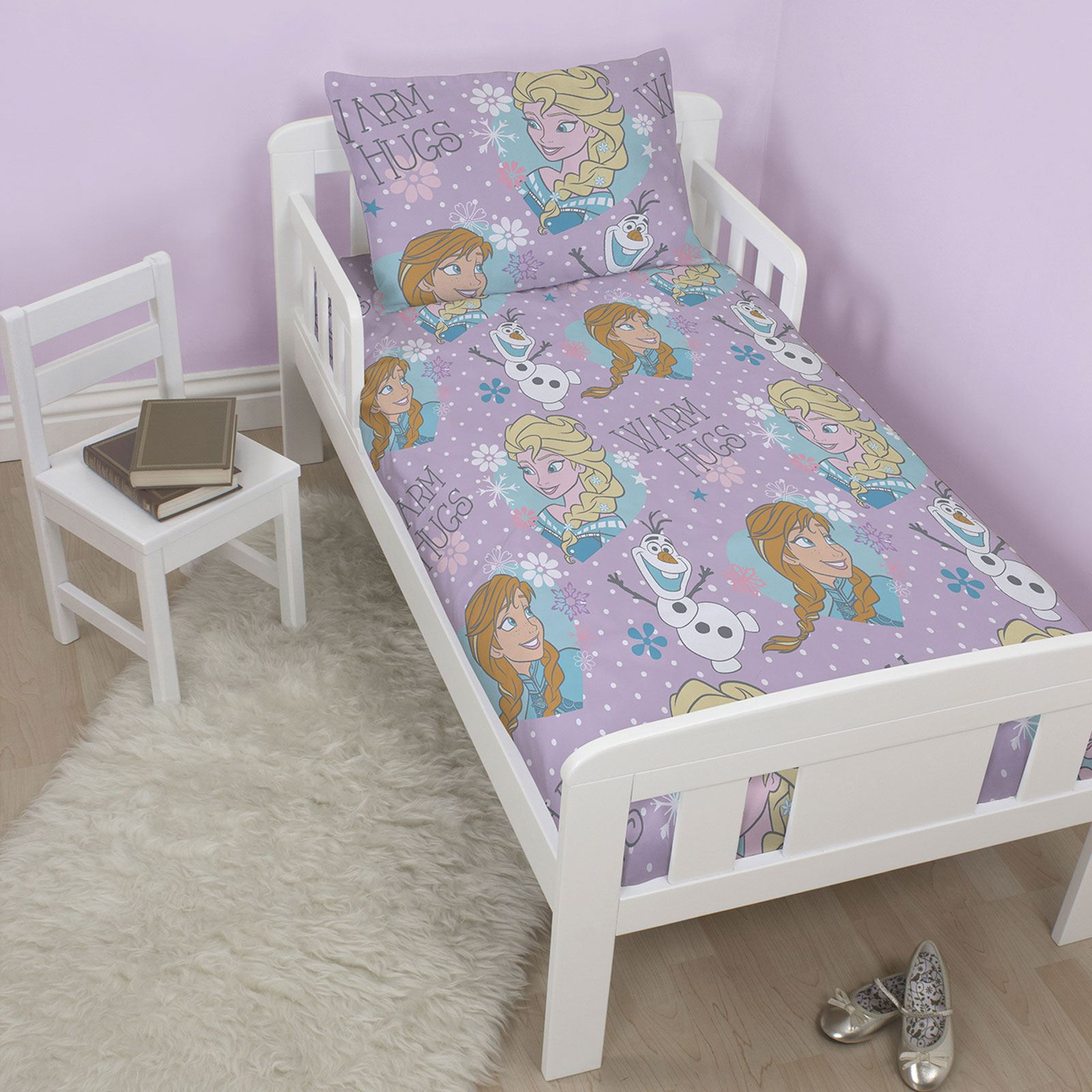 JUNIOR TODDLER BED BEDDING BUNDLES 4 IN 1