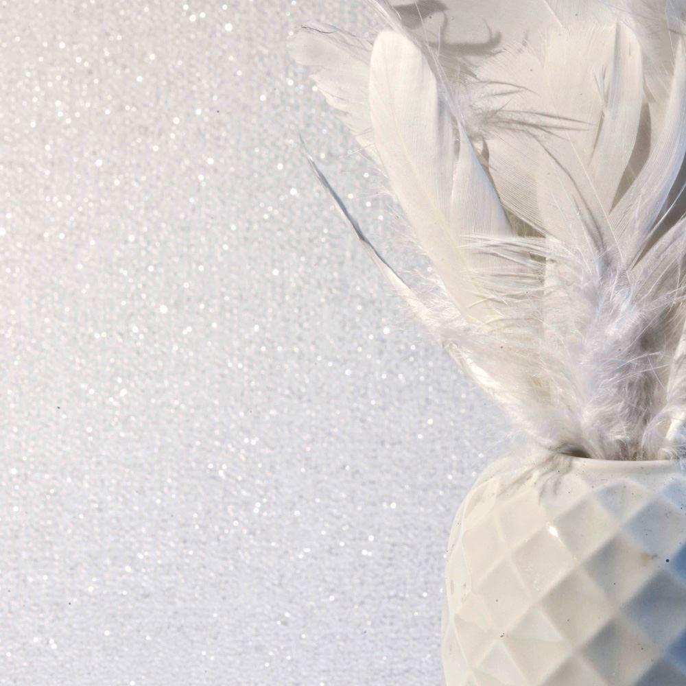 Arthouse Glitterati Chevron Amp Plain Glitter Wallpaper