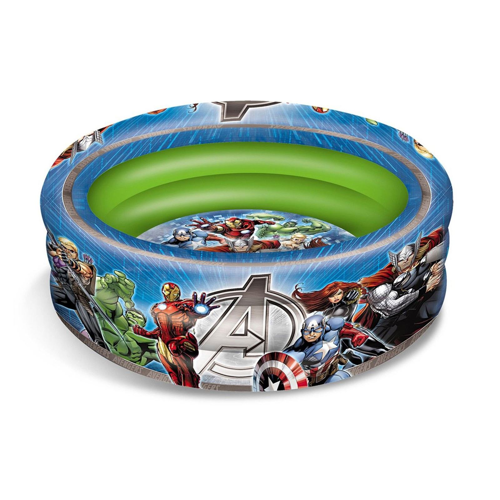 Kids Character Inflatable Paddling Pool Minions Avengers