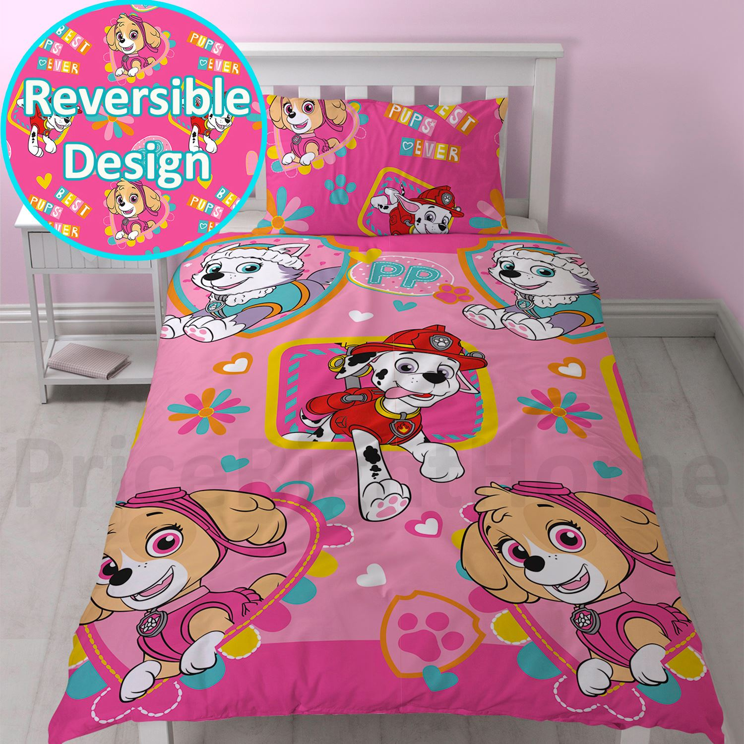 paw patrol bedroom paw patrol official duvet cover sets bedroom bedding boys 12805