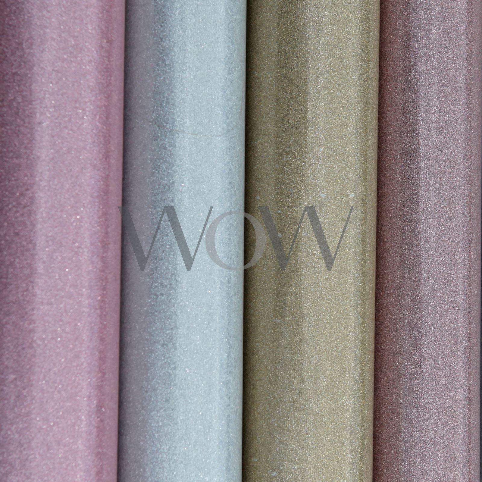 Luxe Glitter Sparkle Wallpaper Sapphire Pink Rose Gold