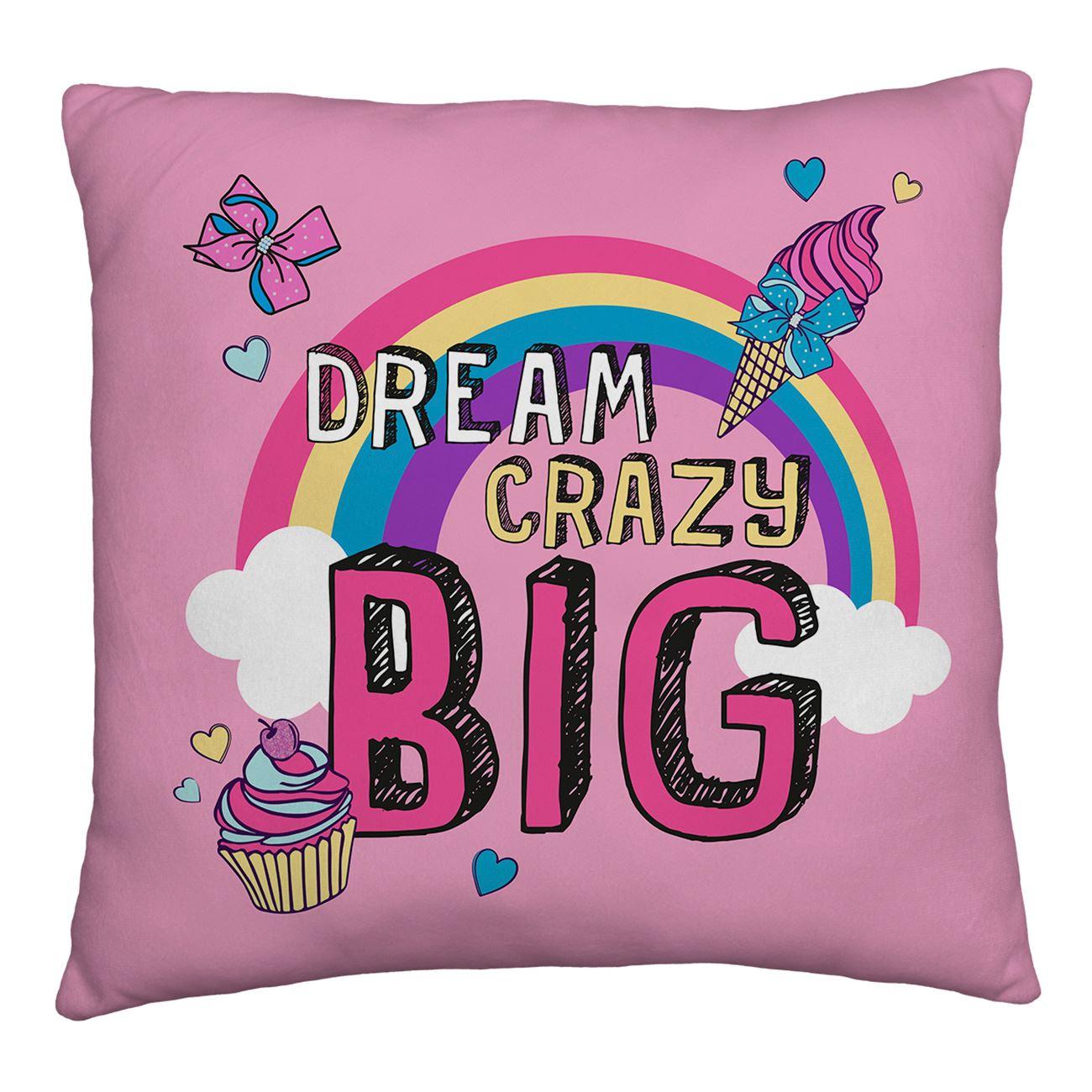 Jojo Siwa Bows Bedroom Pink Girls Single Duvet Cover Set