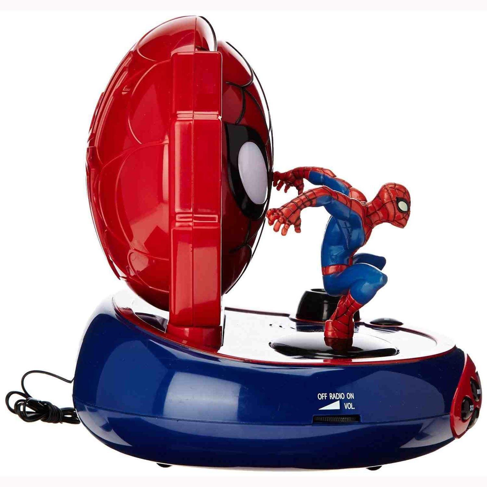 miniature 15 - Caractère Radio projecteur réveils-Kids Disney Marvel paw patrol