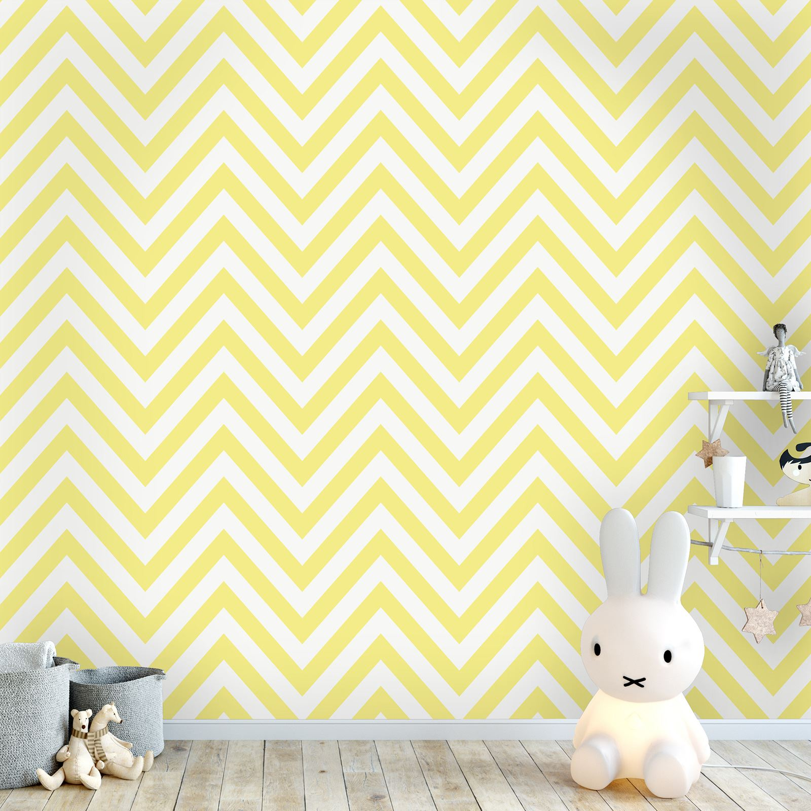 Beautiful Wall Paper Decor Illustration - Wall Art Collections ...