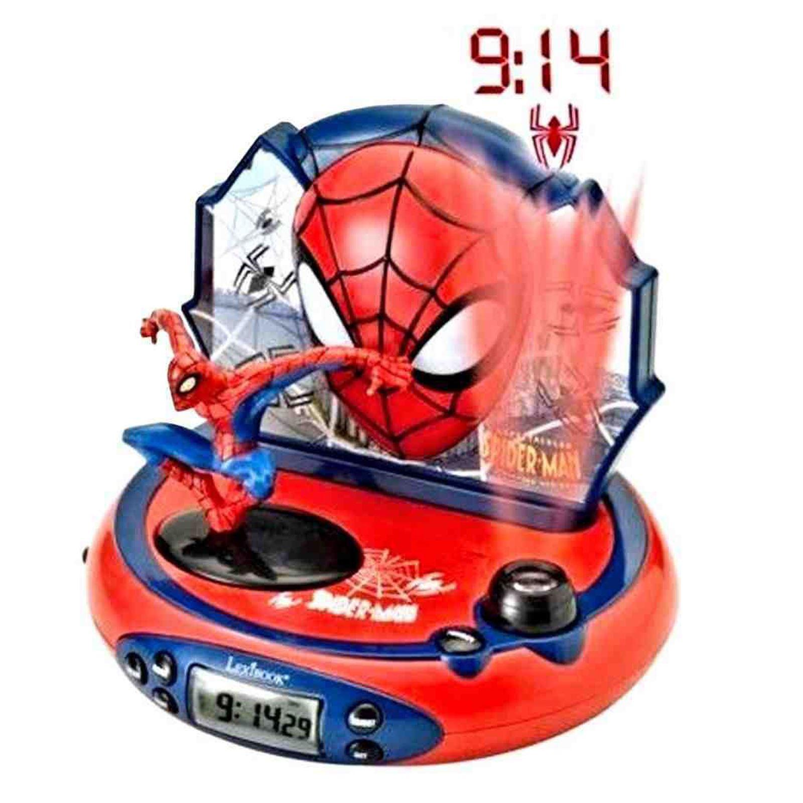 miniature 16 - Caractère Radio projecteur réveils-Kids Disney Marvel paw patrol