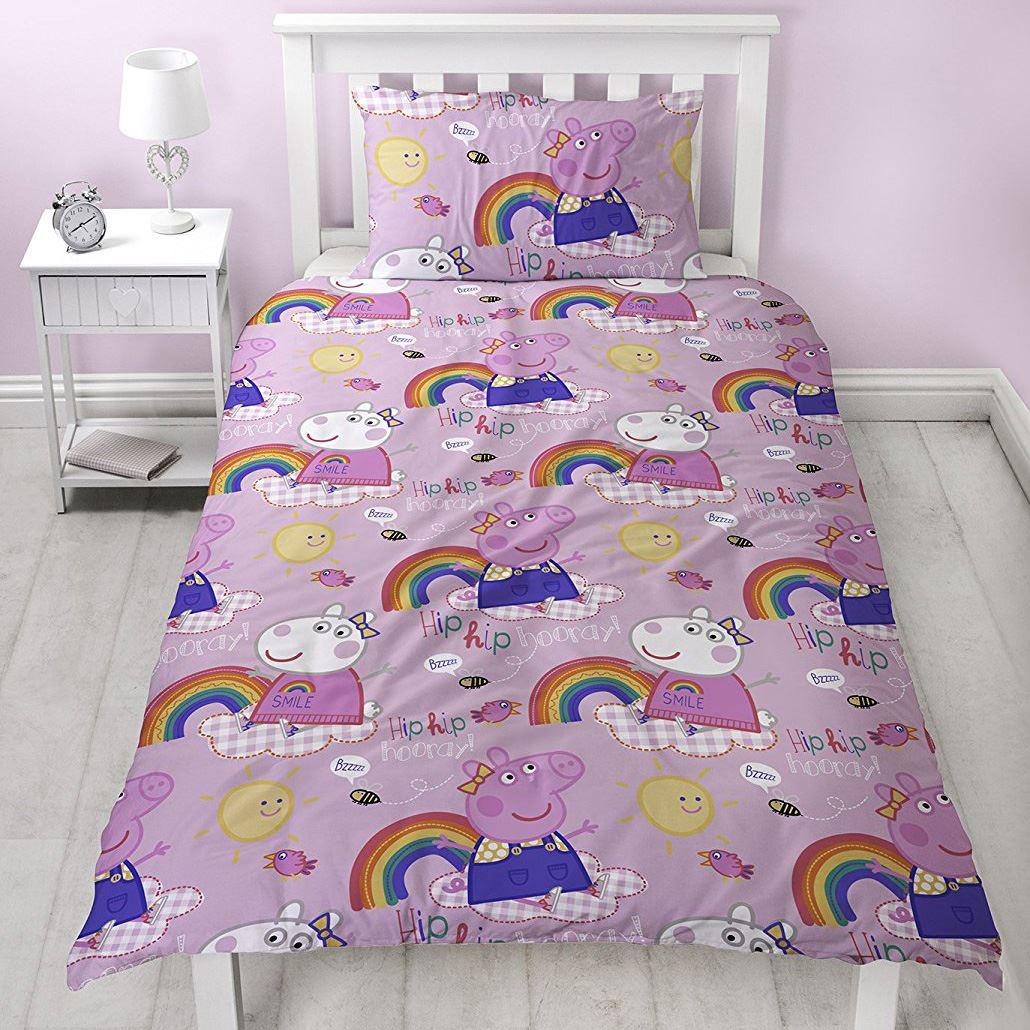 Cot Bed Duvet Set 100 Cotton