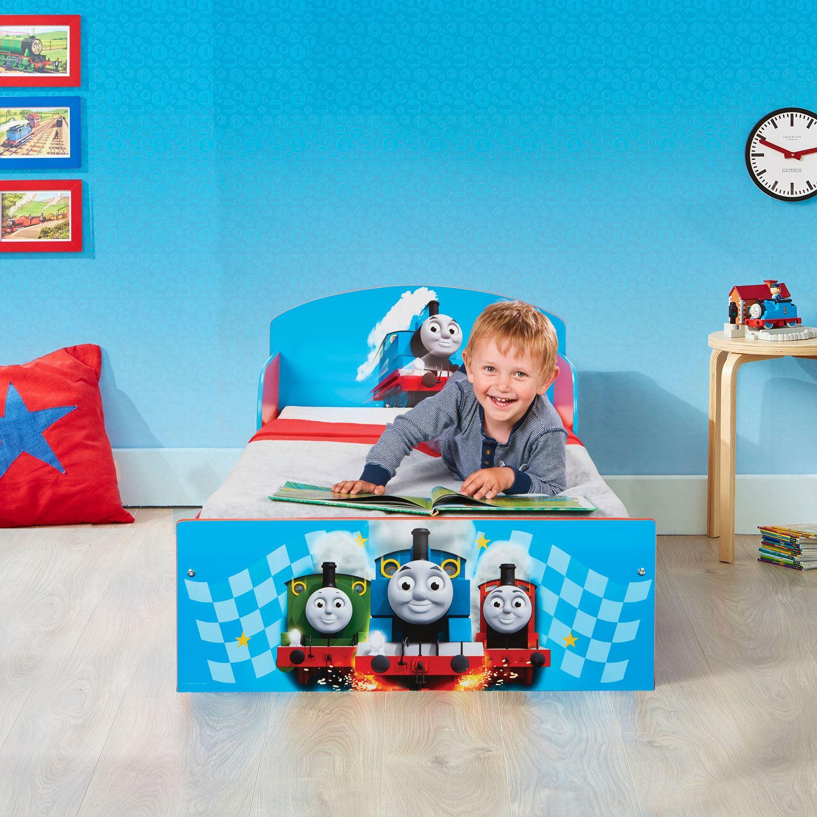 miniatura 50 - KIDS CHARACTER TODDLER BEDS - BOYS GIRLS BEDROOM DISNEY
