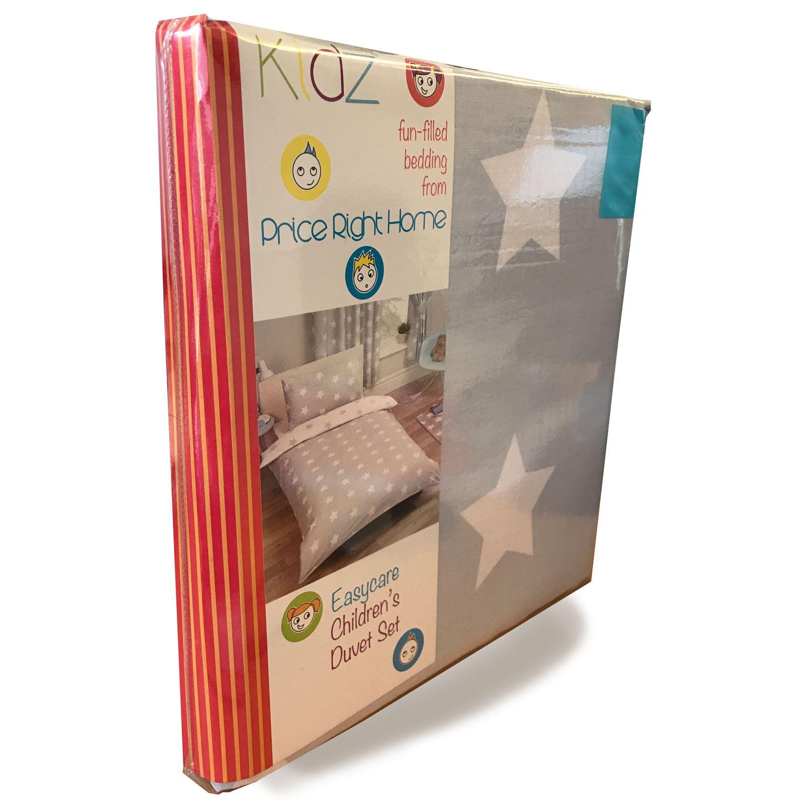 CHARACTER-AND-THEMED-SINGLE-DUVET-COVER-KIDS-BEDDING-SETS-AVENGERS-KITTY-UNICORN thumbnail 56