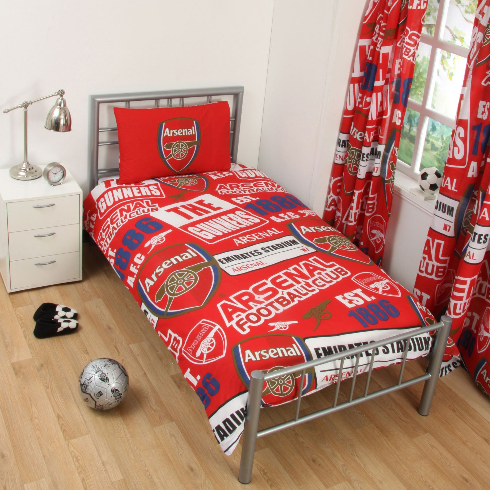 Official Football Club Duvet Cover Sets Chelsea