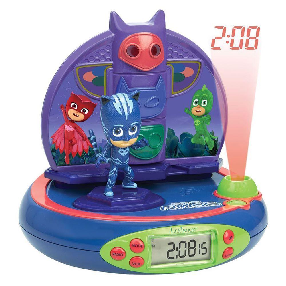 miniature 13 - Caractère Radio projecteur réveils-Kids Disney Marvel paw patrol