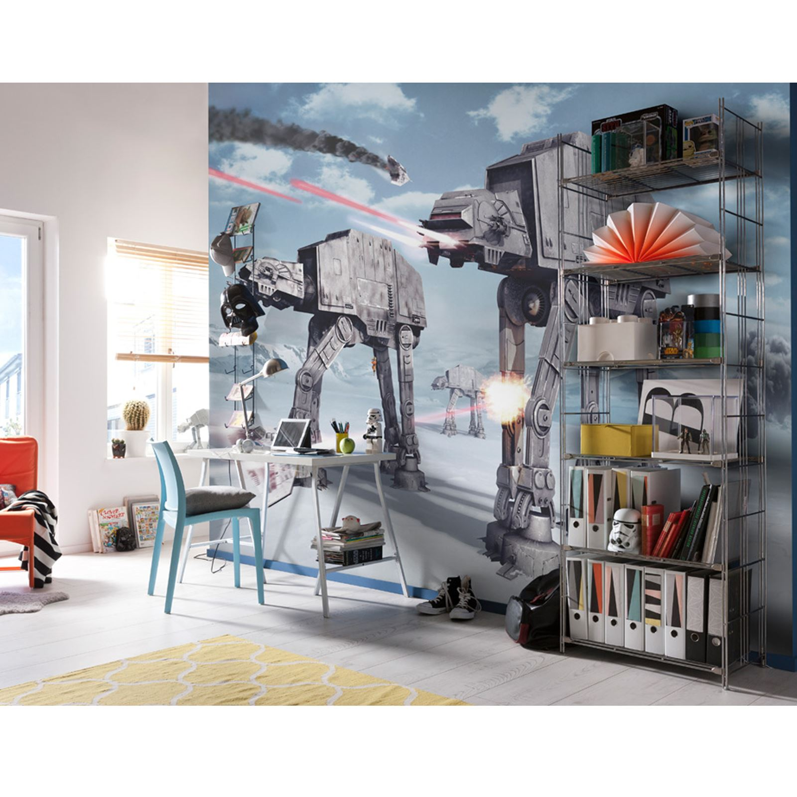 STAR WARS WALL MURALS CHARACTERS VARIOUS DESIGNS STYLES WALL ART