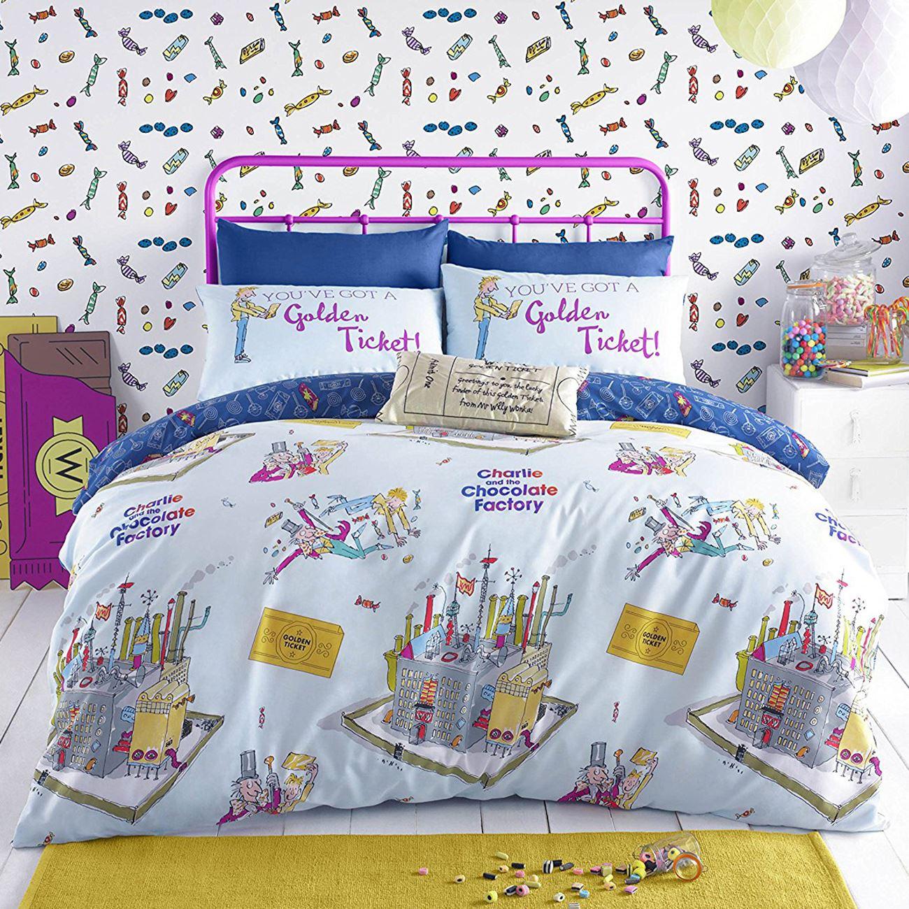 Caractère et sur le thème unique housse de ensembles couette enfants literie ensembles de avengers kitty unicorn cc8968