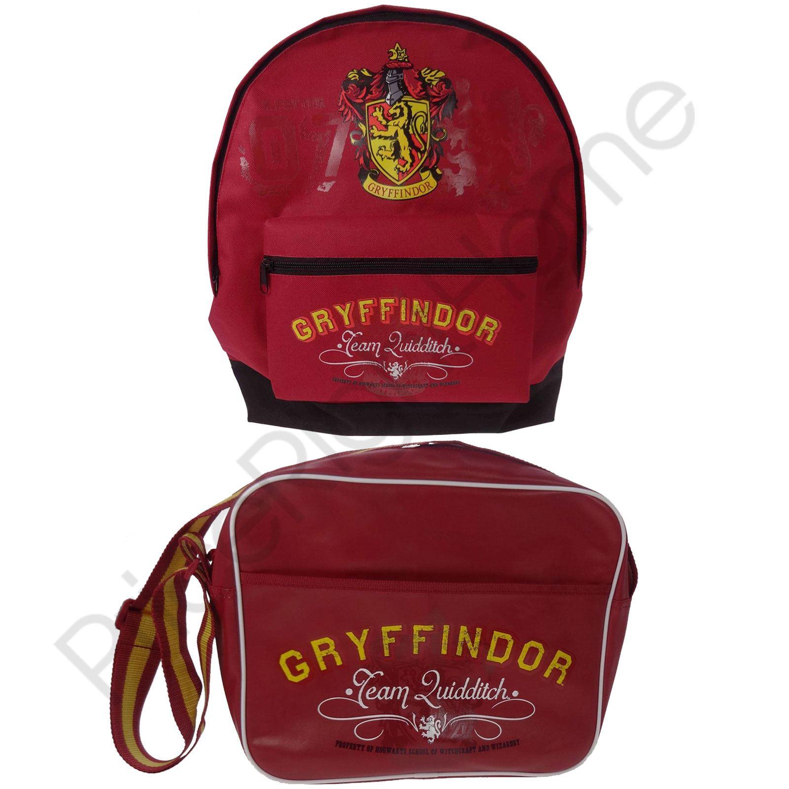 5ff8da1cd697 HARRY POTTER GRYFFINDOR SHOULDER MESSENGER BAG