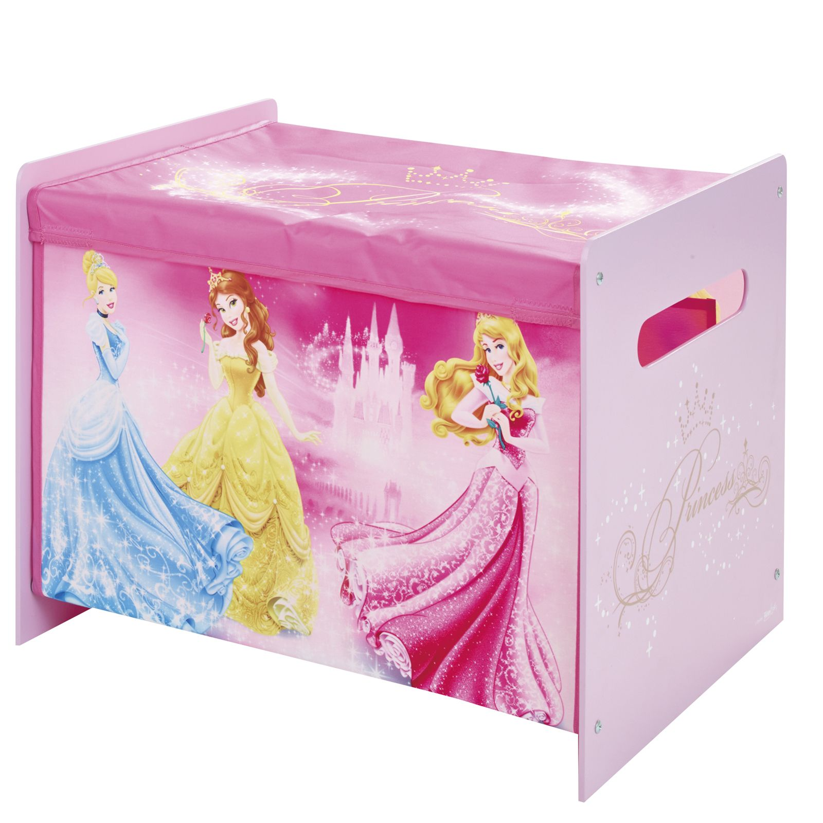 COSYTIME WORLDS APART TOY BOXES KIDS BEDROOM STORAGE