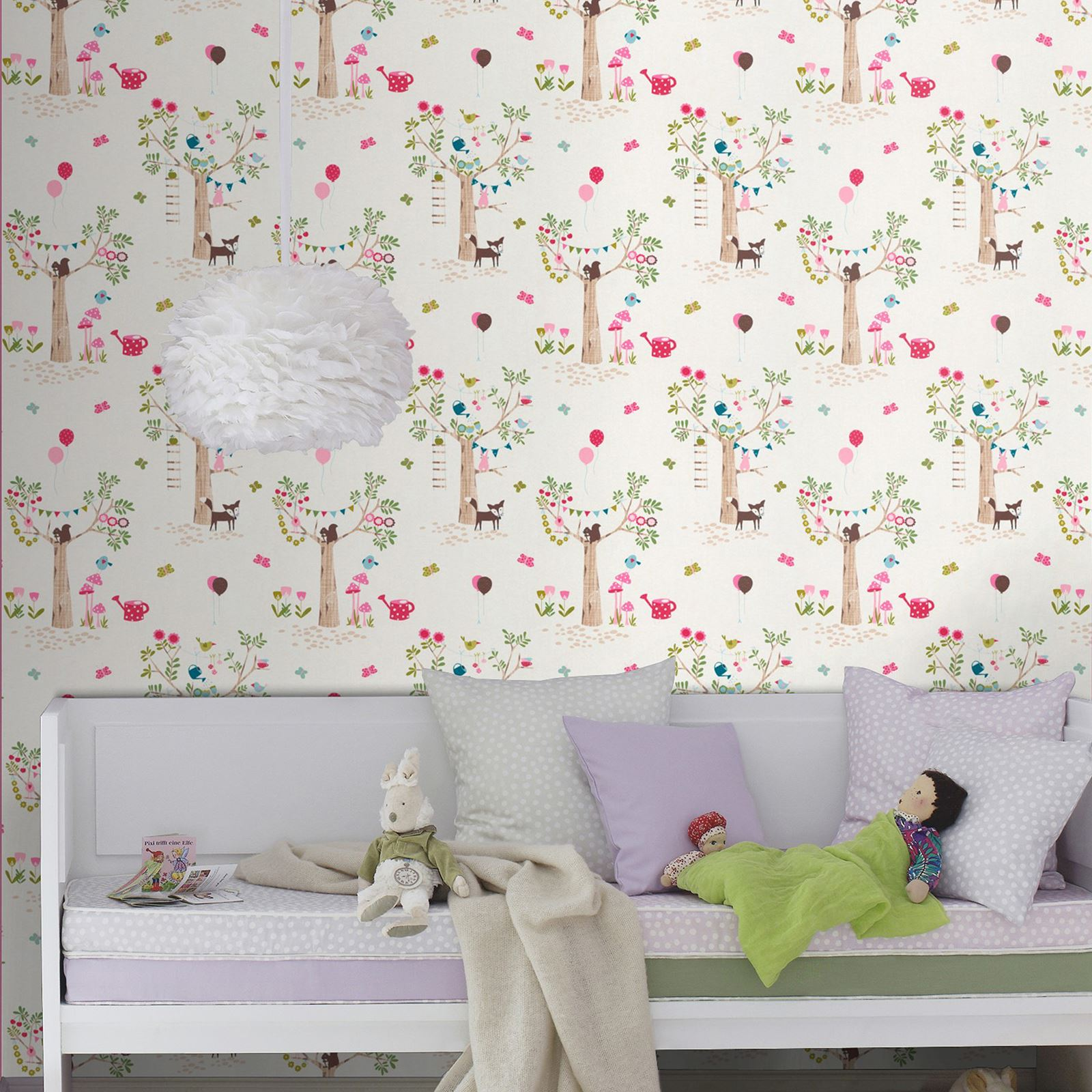 wallpaper borders for bedrooms woodland animals wallpaper amp borders bedroom amp nursery 17767