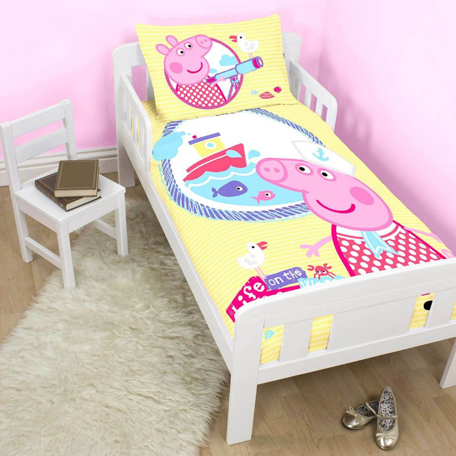 Peppa Pig Bedding And Matching Curtains Glif Org