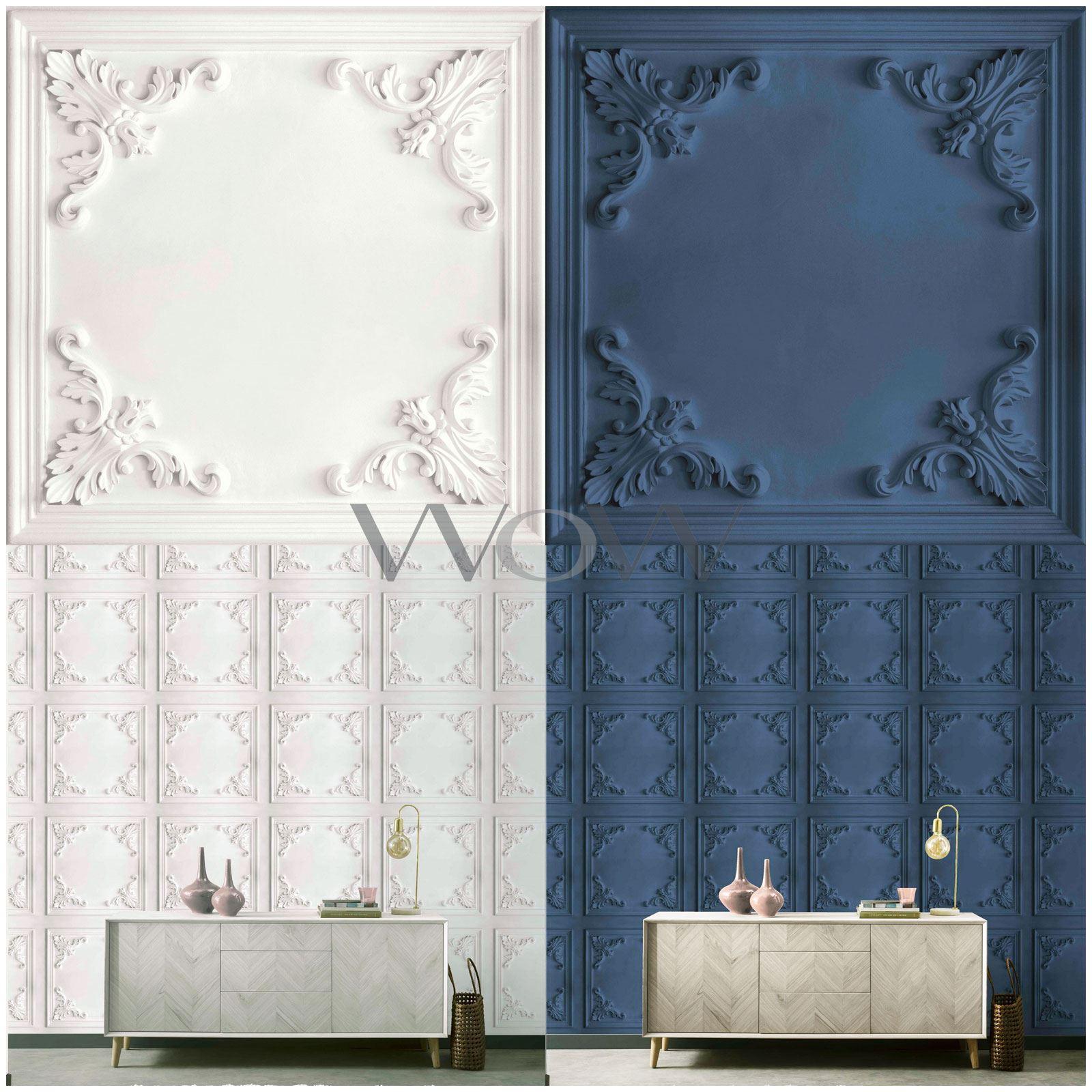 Arthouse Panel 3d Effect Wallpaper Wood Panel Realistic
