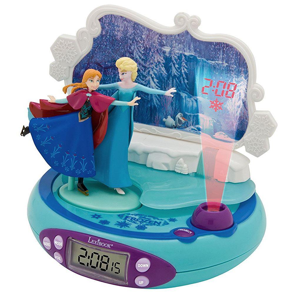 miniature 5 - Caractère Radio projecteur réveils-Kids Disney Marvel paw patrol
