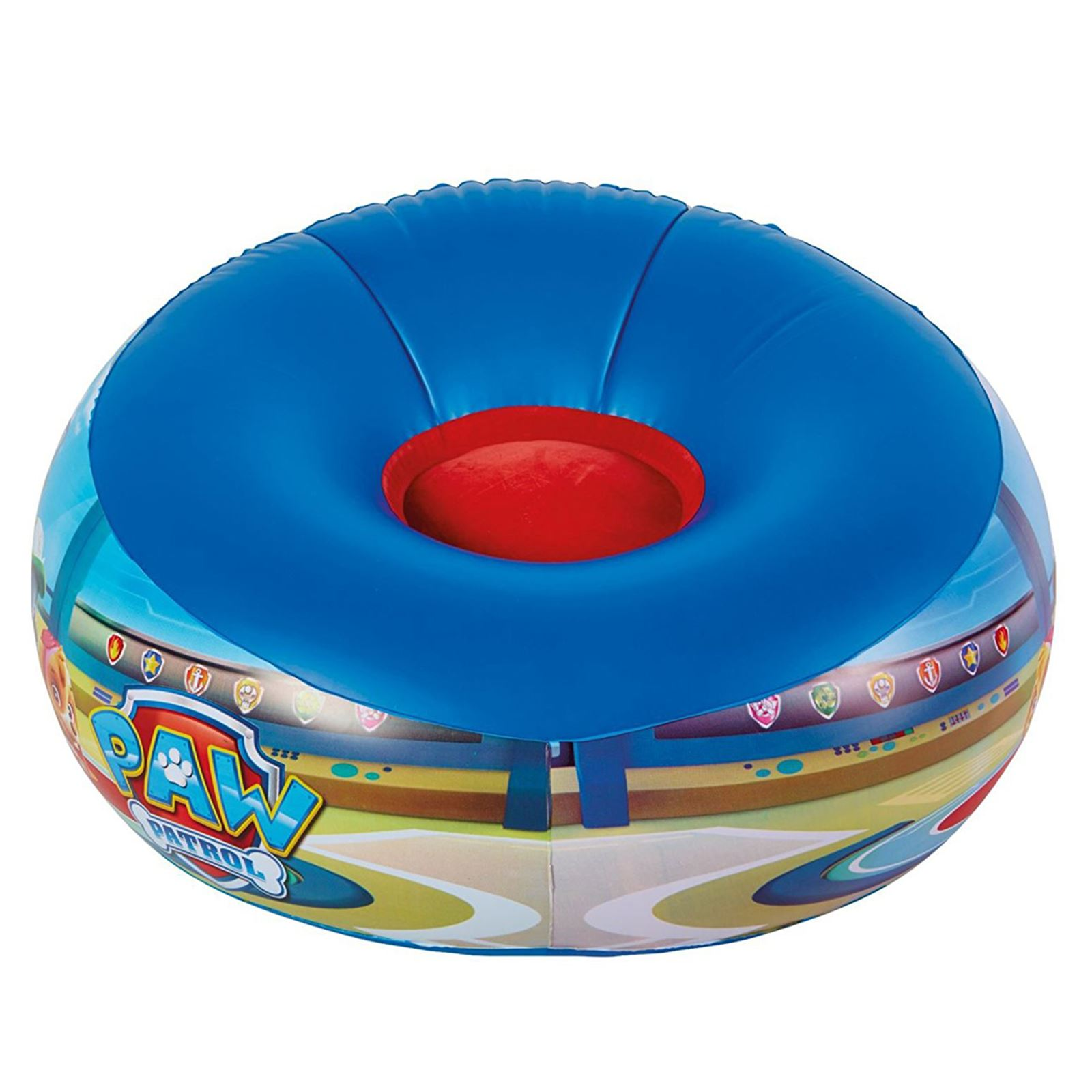 inflatable furniture. PAW PATROL INFLATABLE CHAIR KIDS CHILDRENS BOYS JUNIOR FURNITURE FREE P+P Inflatable Furniture L