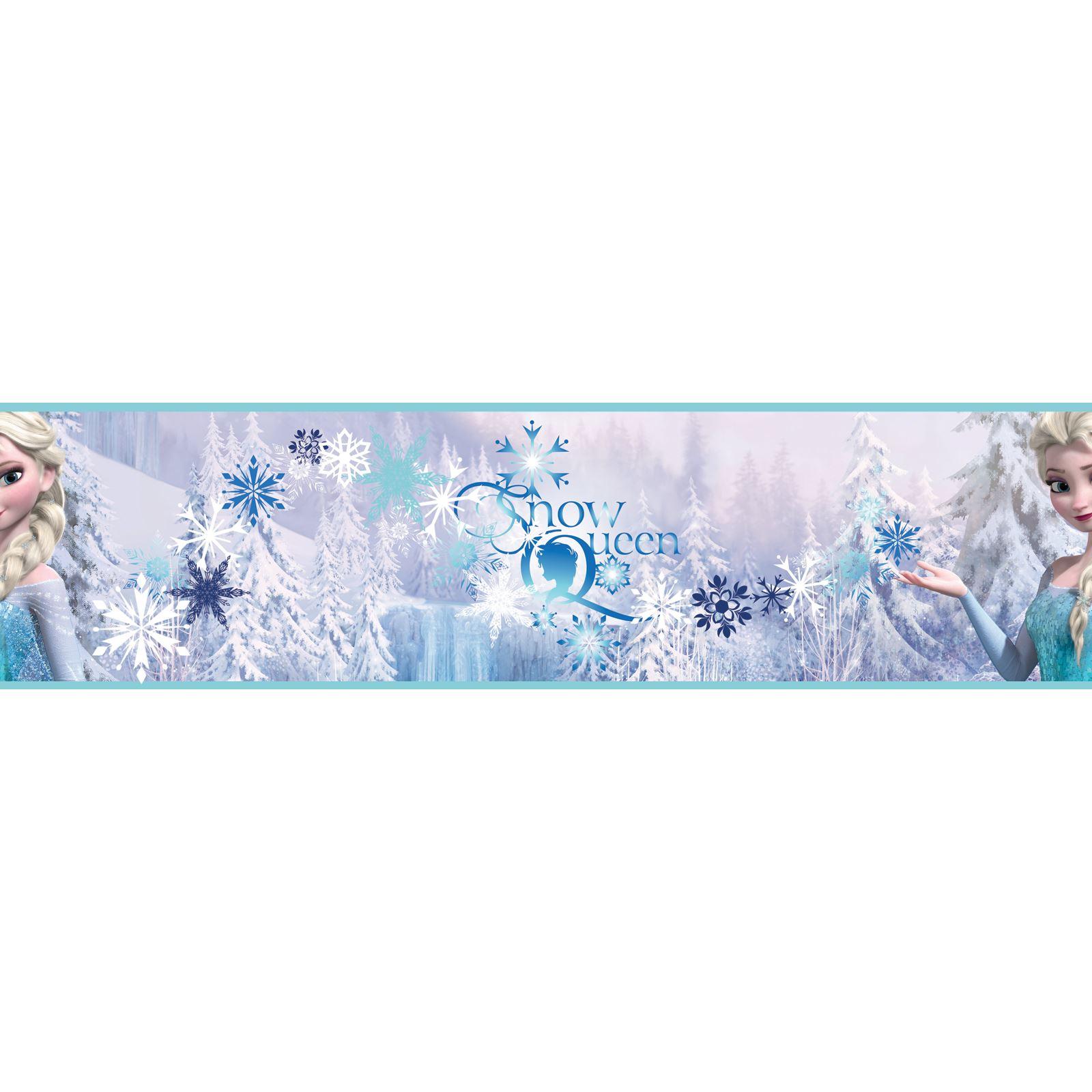 Disney frozen wall stencils - Disney Frozen Wallpaper Borders And Wall Stickers Wall Dcor Ebay