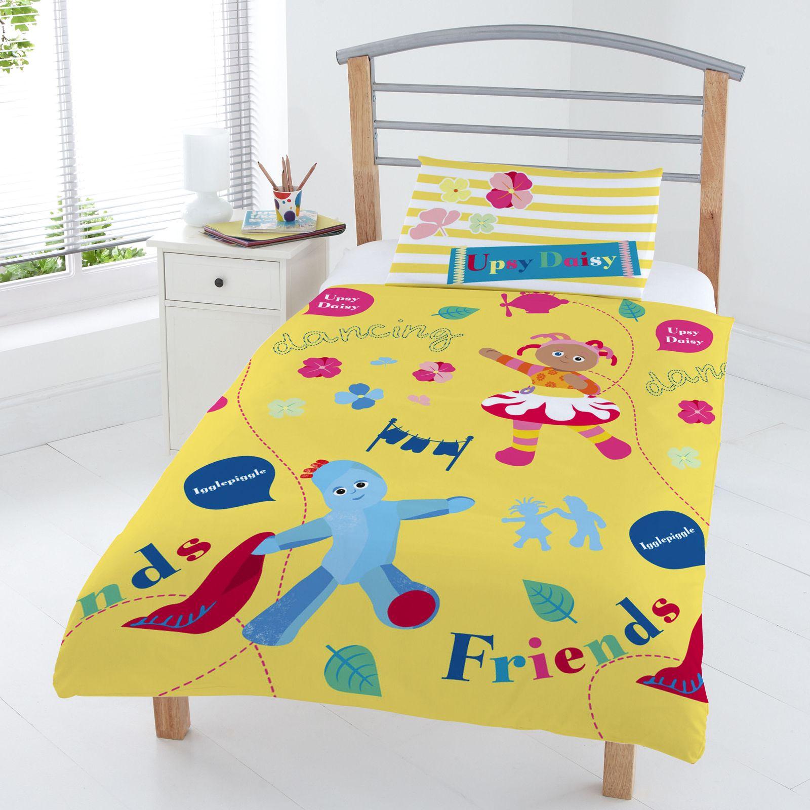 Junior Toddler Cot bed Cotbed Bedding Bundle Pillow 4 in 1 Set Duvet Quilt