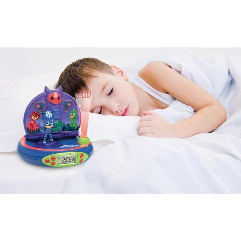 miniature 12 - Caractère Radio projecteur réveils-Kids Disney Marvel paw patrol