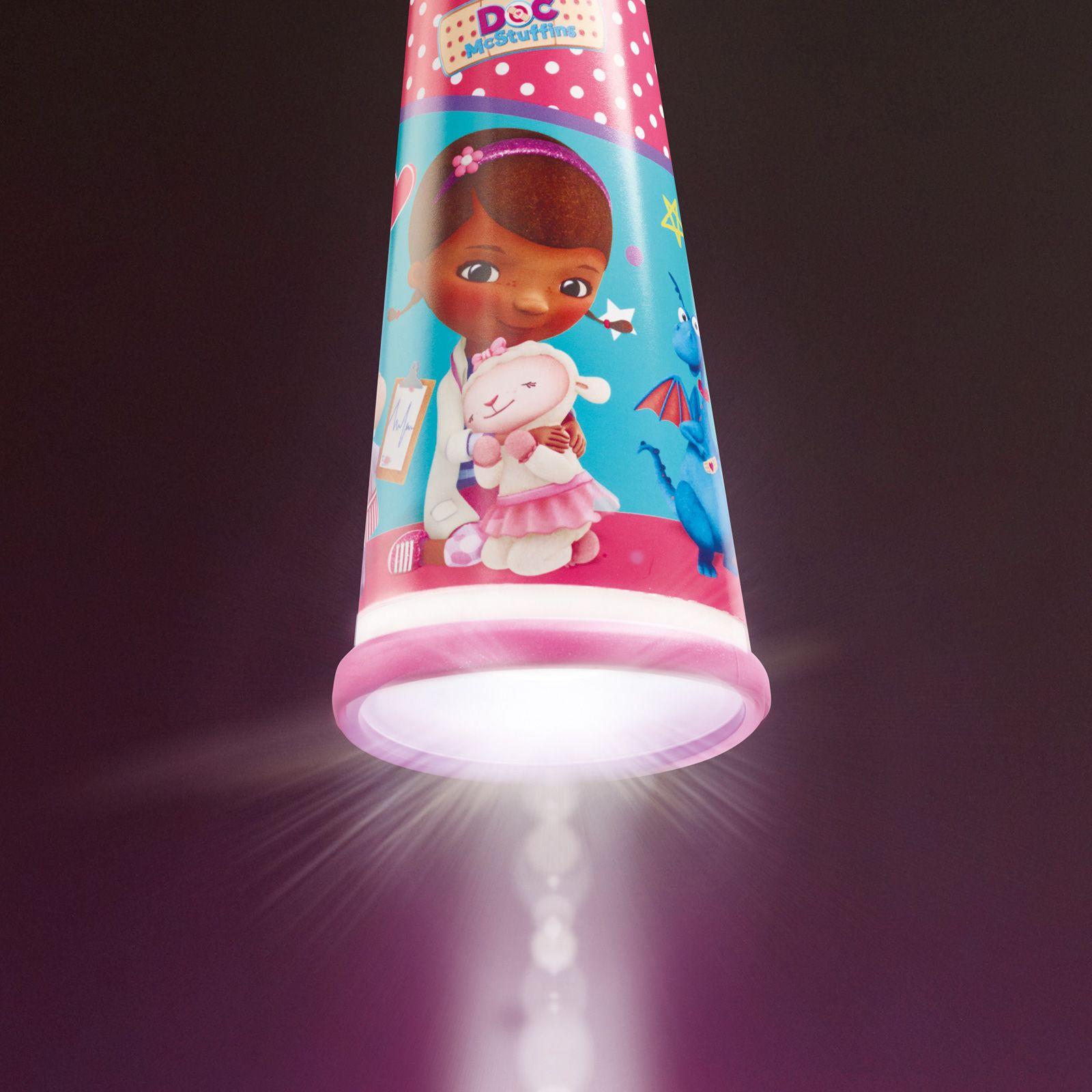 Disney Go Glow Night Beam Tilt Torch New Lighting Light Ebay