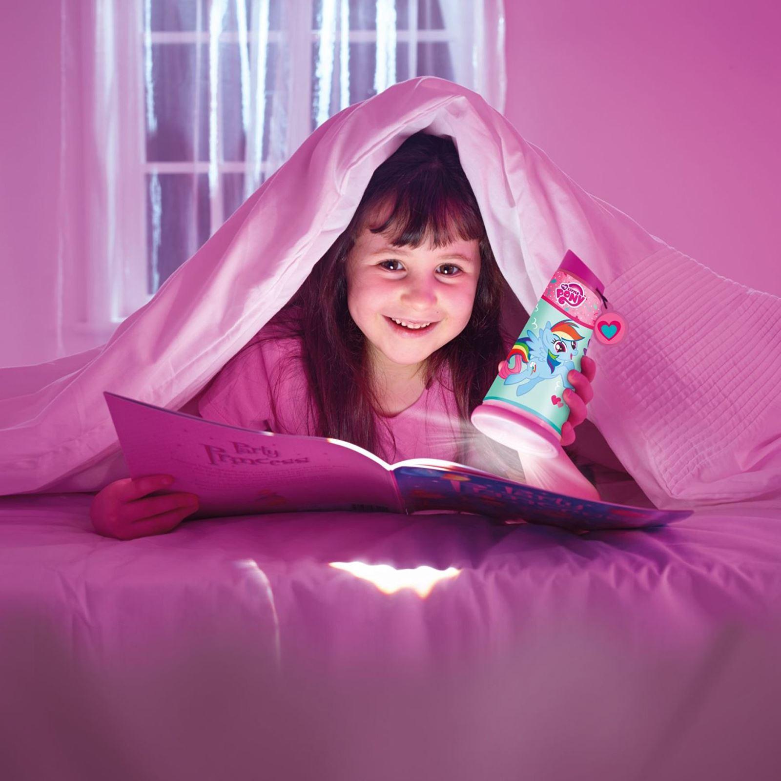 Indexbild 55 - Go Glow Nacht Beam Kipp Torch Beleuchtung Licht Kinder Schlafzimmer
