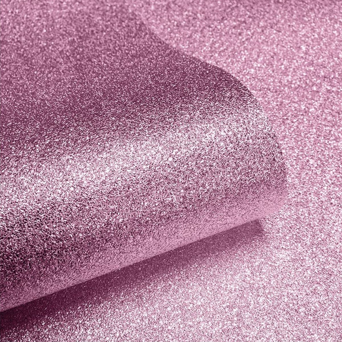 MURIVA SPARKLE GLITTER WALLPAPER COLOURS AVAILABLE PINK GOLD