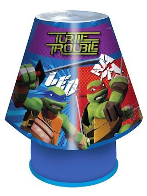 Teenage Mutant Ninja Turtles Kids Bedroom Lighting Lamp
