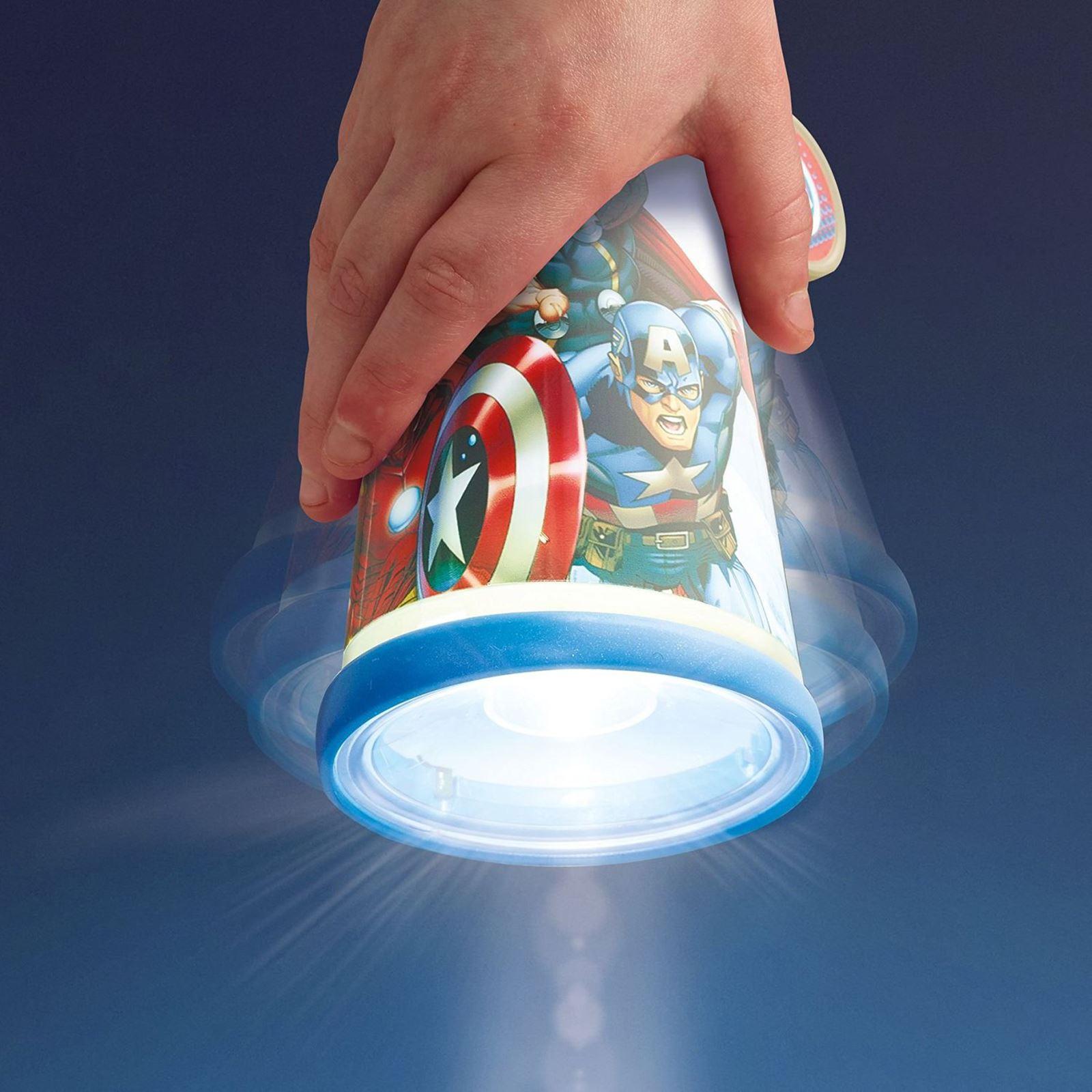 Indexbild 38 - Go Glow Nacht Beam Kipp Torch Beleuchtung Licht Kinder Schlafzimmer