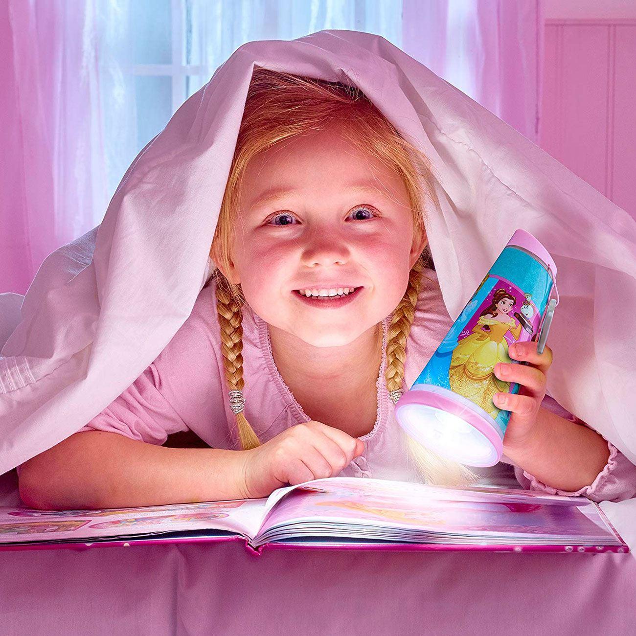 Indexbild 27 - Go Glow Nacht Beam Kipp Torch Beleuchtung Licht Kinder Schlafzimmer