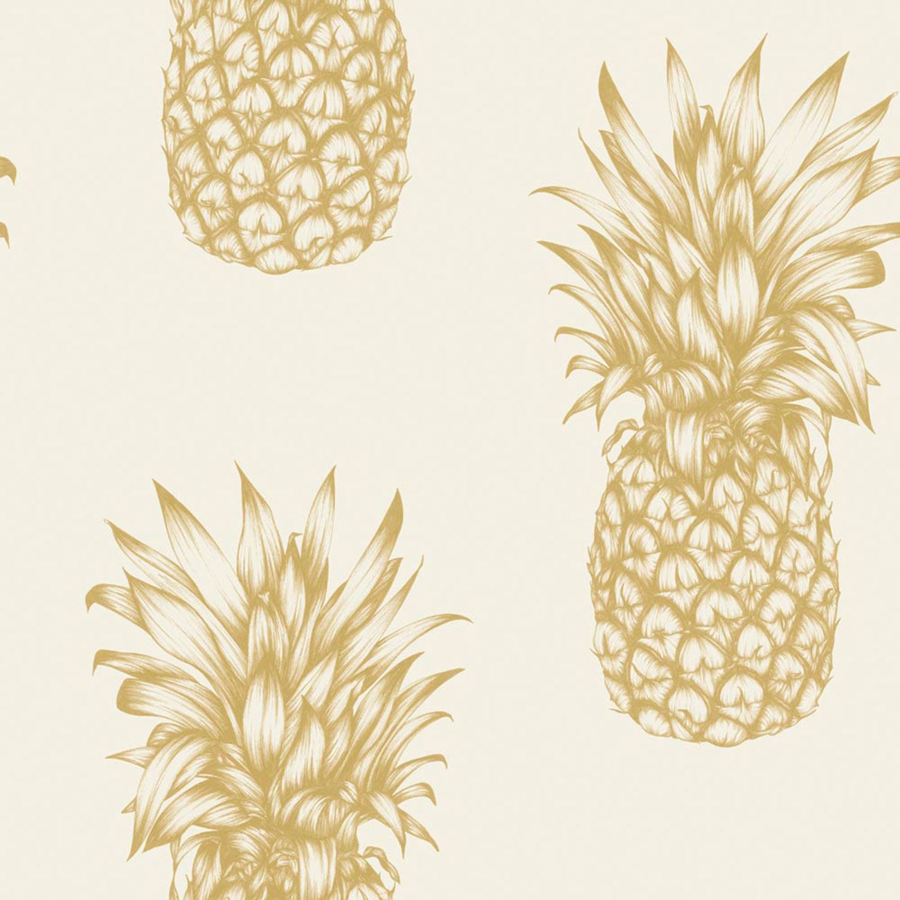 arthouse tropics copacabana pineapple wallpaper gold black white feature wall ebay. Black Bedroom Furniture Sets. Home Design Ideas