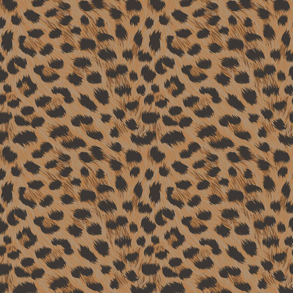 Leopard Print Wallpaper Animal Print Fine Decor Purple