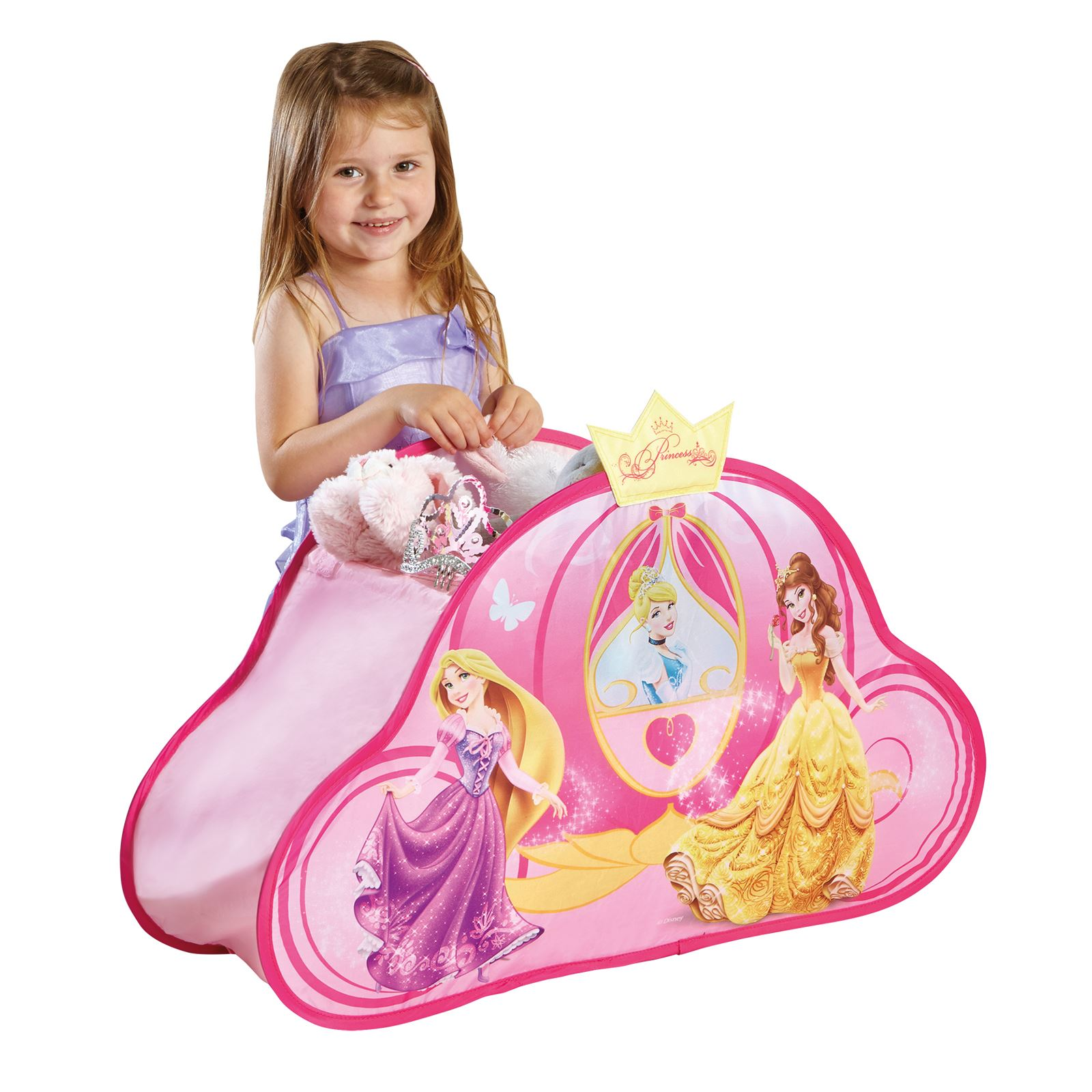 disney princess pop up meuble de rangement 76x53 cm x 25cm jouets pour enfants eur 24 16. Black Bedroom Furniture Sets. Home Design Ideas