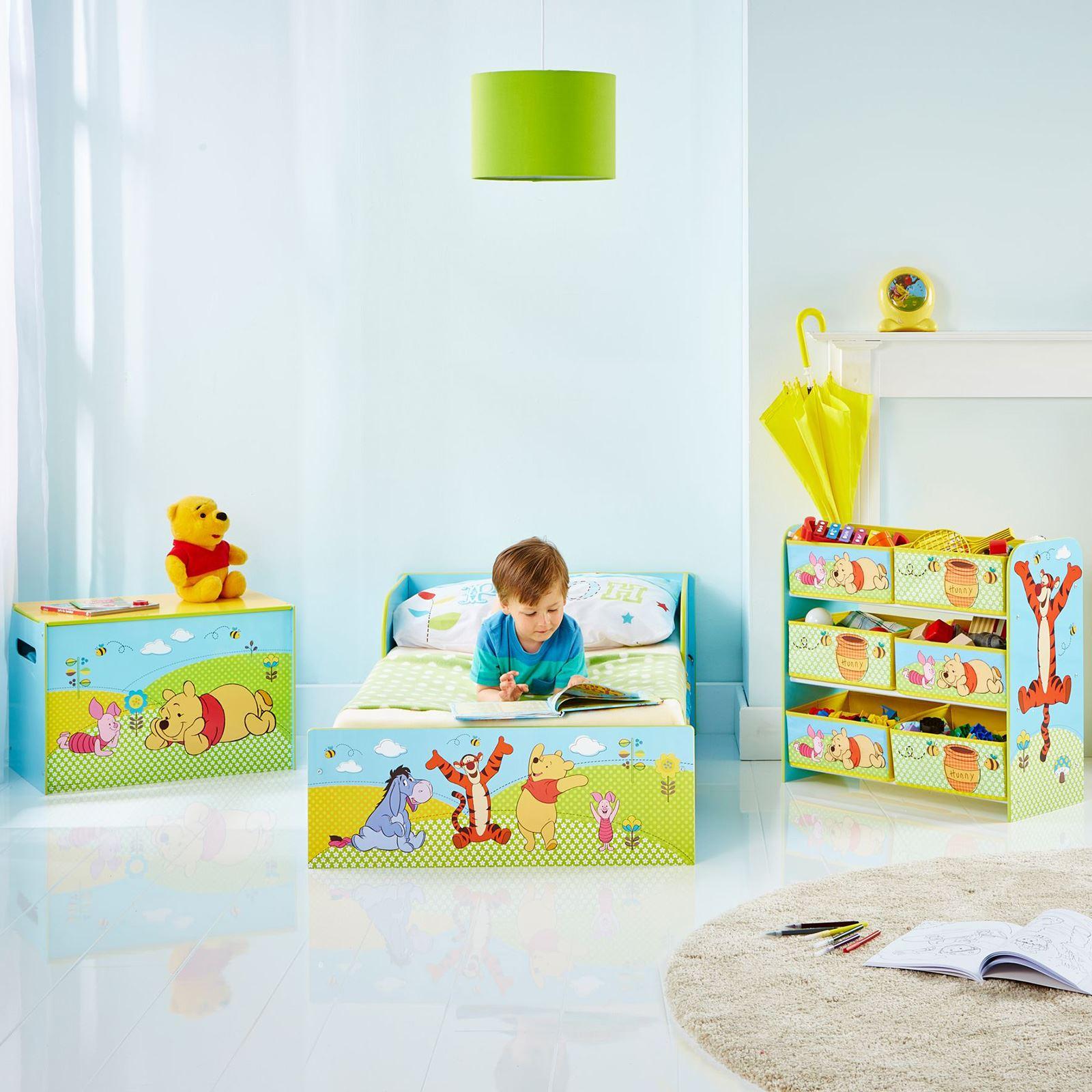 miniatura 55 - KIDS CHARACTER TODDLER BEDS - BOYS GIRLS BEDROOM DISNEY