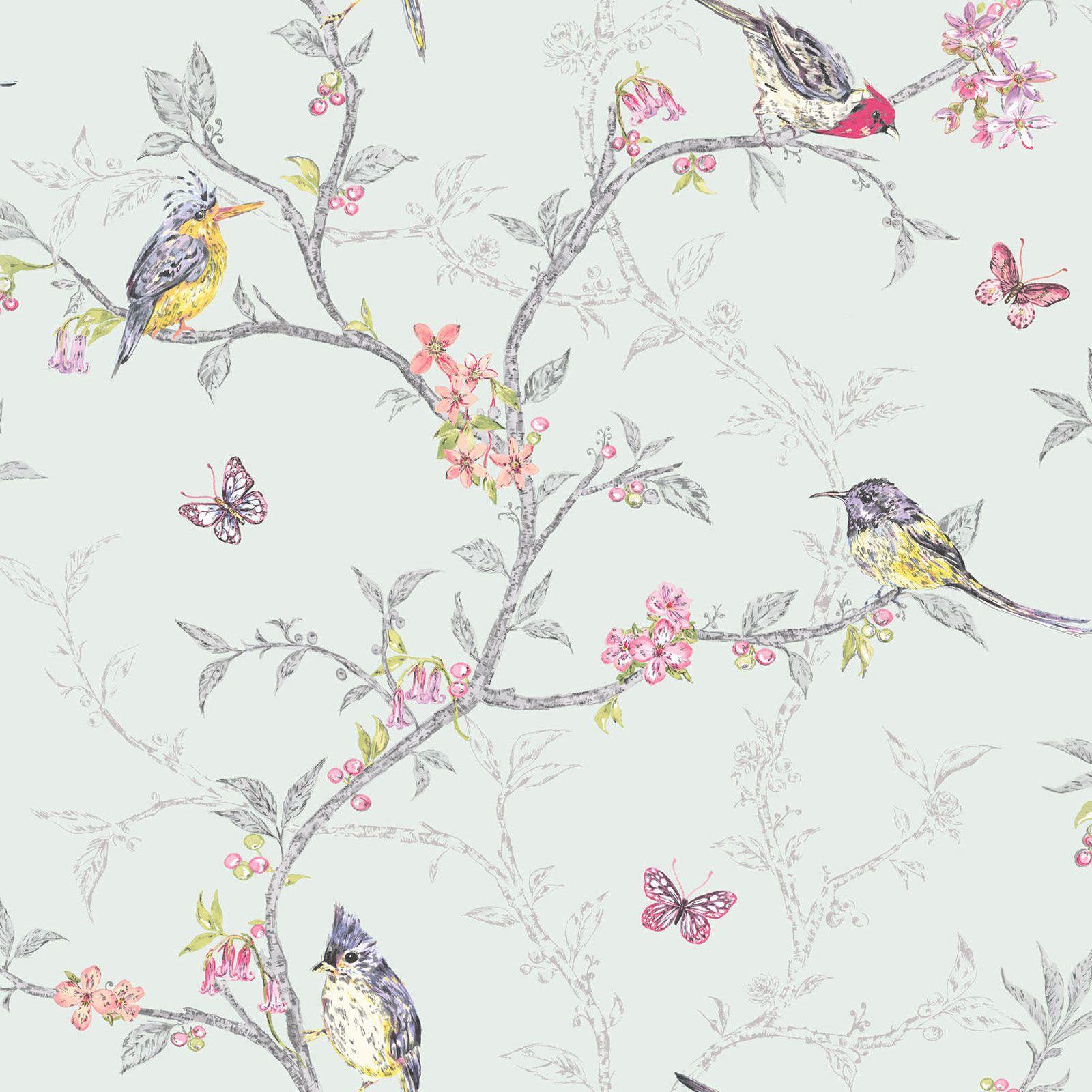 Birds-Wallpaper miniatuur 111