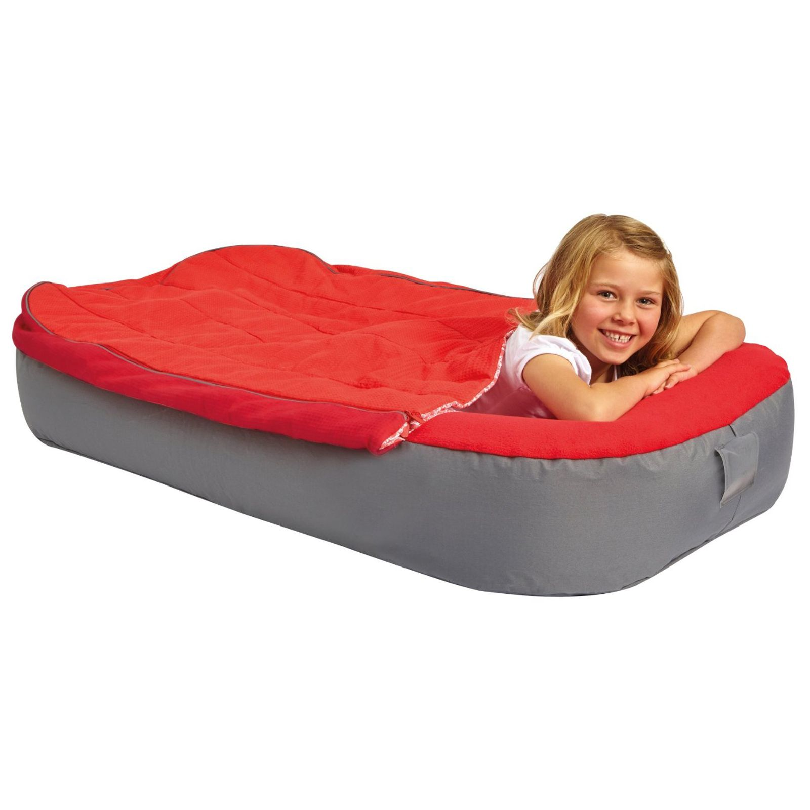 Inflatable Beds Argos: WORLDS APART DELUXE Junior Ready Bed With Pump Inflatable