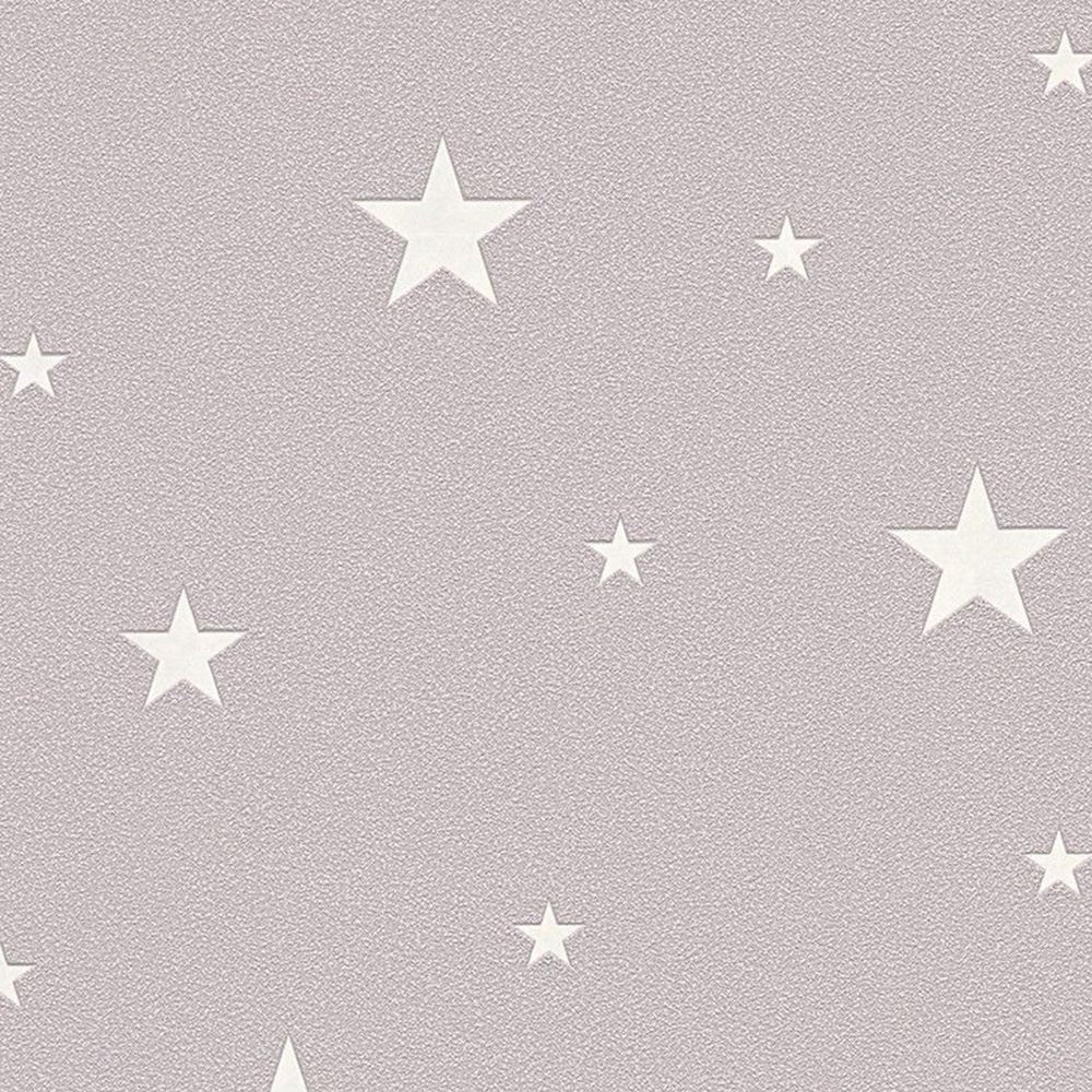 as creation glow in the dark stars wallpaper feature wall