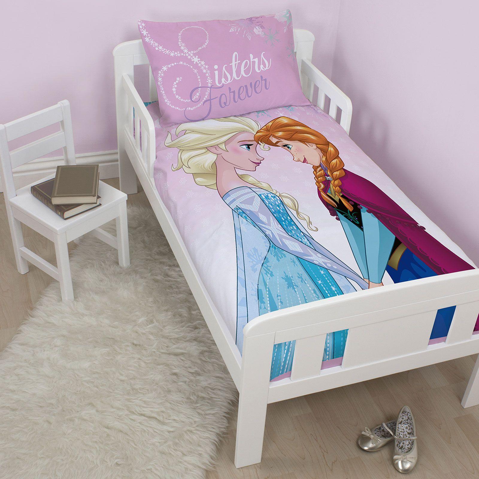 Disney congelato piumone trapunta copre biancheria da letto junior singolo doppio anna elsa olaf - Biancheria letto disney ...