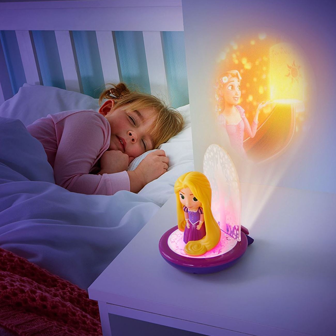 3 In 1 Magic Go Glow Night Light Paw Patrol My Little