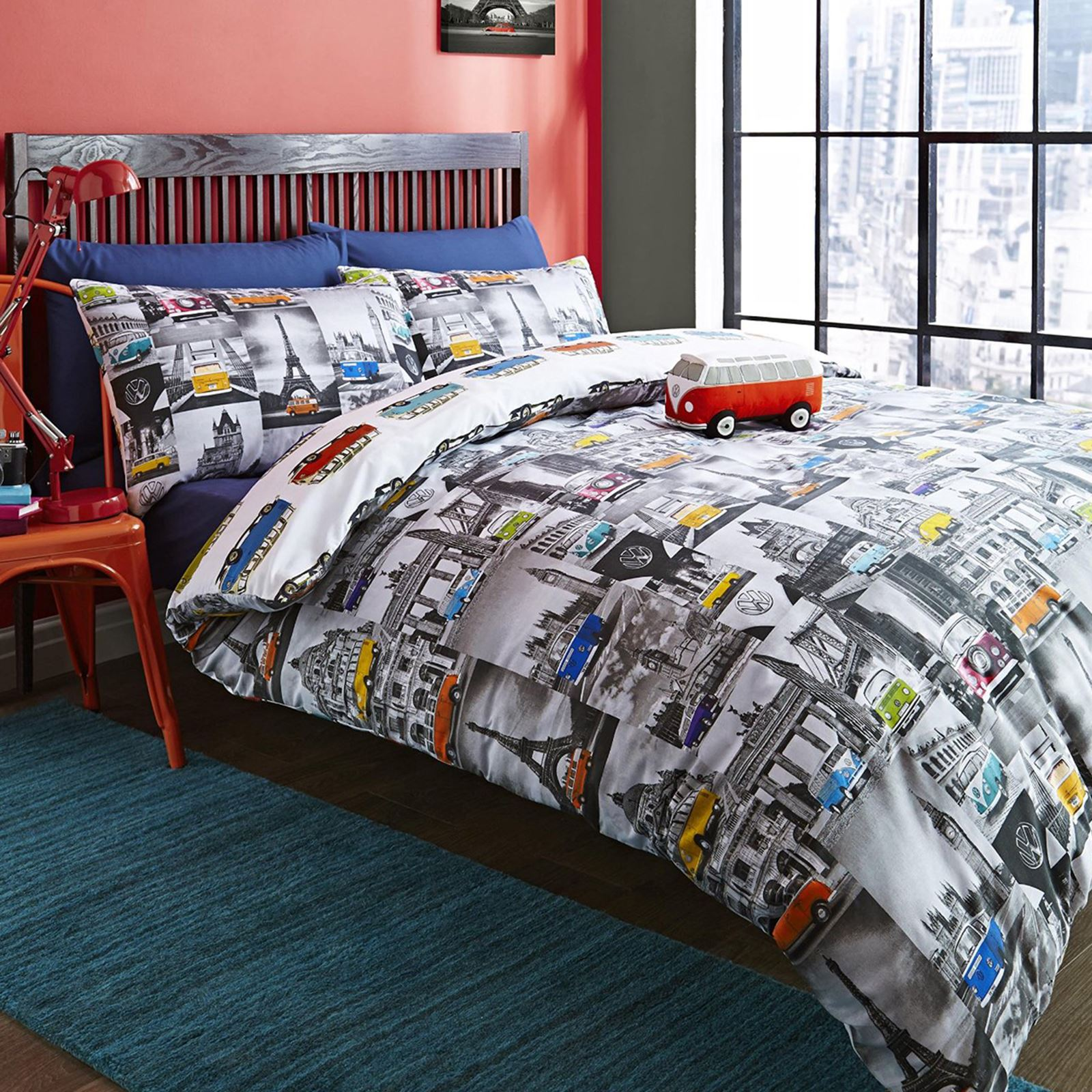 CLOTHKNOW Boys Duvet Cover Sets Full/Queen Grey Geometric Pattern Reversible Grid Plaid Men's Bedding Cotton Gingham 3 Pieces - 1 Duvet Cover Zipper Closure + 2 Pillowcases NO Insert. by CLOTHKNOW. $ $ 54 99 Prime. FREE Shipping on eligible orders. Only 3 left in stock - order soon.