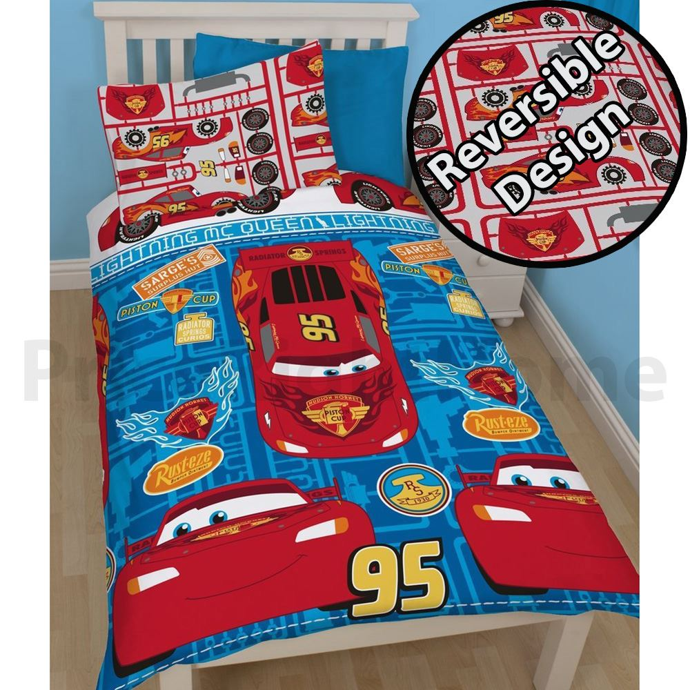 Disney-Cars-fundas-nordicas-Individuales-Dobles-y-Junior-Ropa-De-Cama-Rayo-Mcqueen