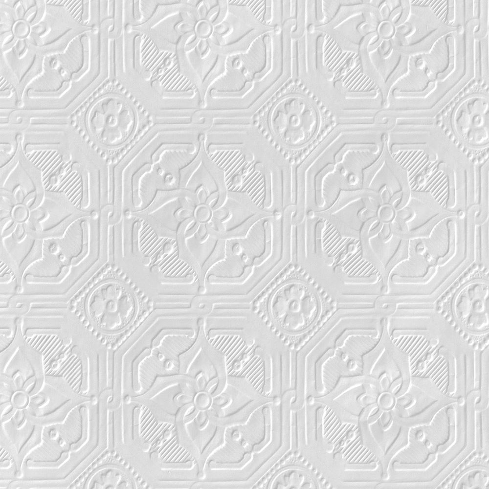 anaglypta vintage paintable textured wallpaper deco. Black Bedroom Furniture Sets. Home Design Ideas